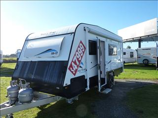 NEW 2018 SNOWY RIVER SR17 SINGLE AXLE CARAVAN ON SALE NOW