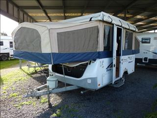 2009 JAYCO DOVE CAMPER ON SALE NOW