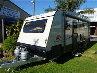 NEW 2017 SNOWY RIVER SR19B TRIPLE BUNK FAMILY CARAVAN ON SALE NOW