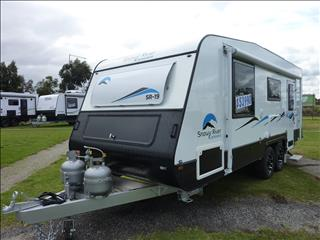 NEW 2018 SNOWY RIVER SR19 19 FT CARAVAN