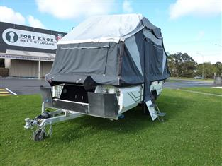 2016 EZYTRAIL LINCOLN LX OFF ROAD CAMPER 13in BODY