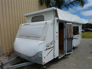 2009 JAYCO DISCOVERY POP TOP 15FT