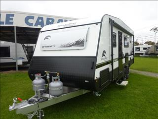 NEW 2019 SNOWY RIVER SR20F FAMILY CARAVAN ON SALE NOW