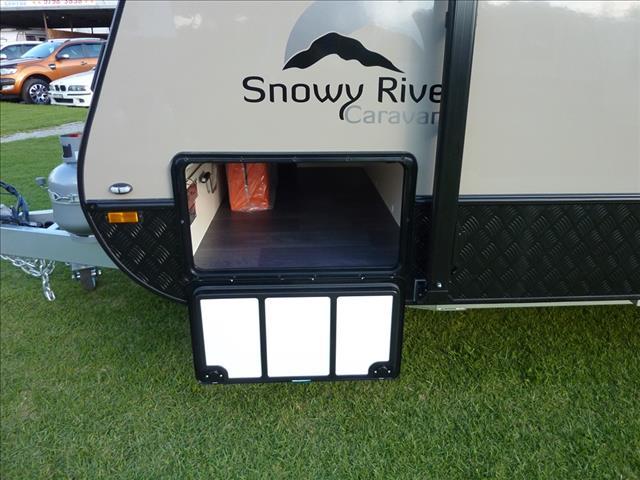 NEW MODEL 2018 SNOWY RIVER SR18 SINGLE BEDS