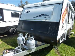 NEW 2019 SNOWY RIVER SR19 21FT ENSUITE CARAVAN ON SALE NOW