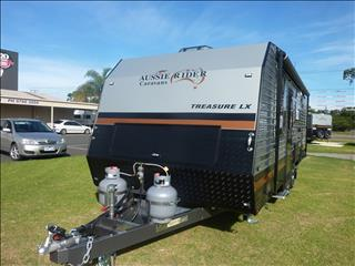 NEW 2019 22FT AUSSIE RIDE TREASURE LX FAMILY CARAVAN ON SALE NOW