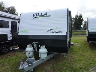 NEW 2018 VILLA VERONIKA 21FT CARAVAN ON SALE NOW