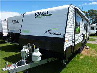 NEW 2018 VILLA VERONIKA 21FT CARAVAN