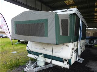 1997 JAYCO FLAMINGO 13FT CAMPER TRAILER