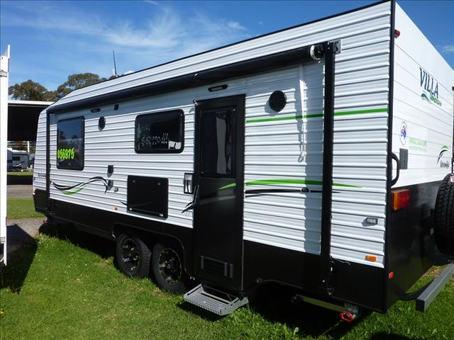 2016 VILLA VERONIKA 21 FOOT 6 WITH FULL REAR ENSUITE  ON SALE NOW