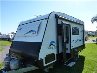 NEW 2017 SNOWY RIVER SR15 15 FOOT CARAVAN WITH ENSUITE