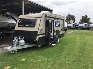 NEW 2019 SNOWY RIVER SR15 ENSUITE CARAVAN