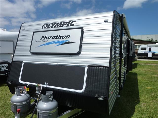 THE OLYMPIC MARATHON - ENSUITE CARAVAN  NEW RELEASE PREMIUM EDITION