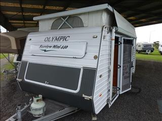 2011 OLYMPIC SEAVIEW 14ft 6 in MINI 440 POP TOP