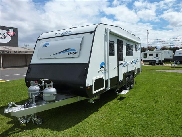 NEW 2017 SNOWY RIVER SR20F FAMILY CARAVAN ON SALE NOW