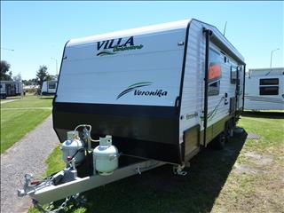 NEW 2017 VILLA VERONIKA 21 FT 6IN CARAVAN ON SALE NOW