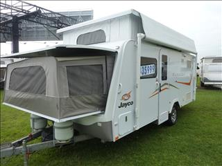 2014 JAYCO FAMILY EXPANDA 16.49-3 17FT POP TOP