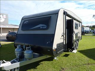 NEW 2018 SNOWY RIVER SR20F FAMILY CARAVAN ON SALE NOW