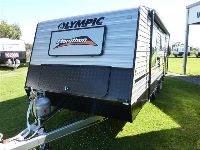 NEW 2017 OLYMPIC MARATHON 19FT 6IN FAMILY VAN