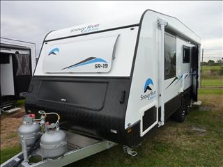 NEW 2018 SNOWY RIVER SR19 19 FT CARAVAN ON SALE NOW