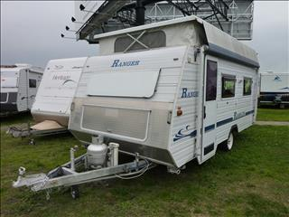 RANGER RAMBLER POP TOP - SINGLE AXLE