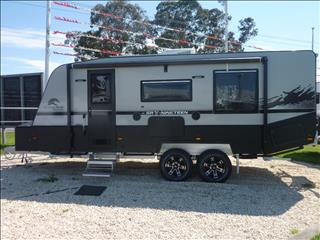 2019 SNOWY RIVER SRX19 SEMI OFF ROAD 21FT CARAVAN