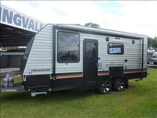2019 AUSSIE RIDER 19FT FAMILY 3 BUNK CARAVAN ON SALE NOW