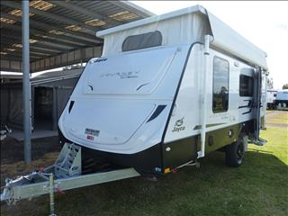 2017 JAYCO JOURNEY 17FT OUTBACK POP TOP MODEL 652-03