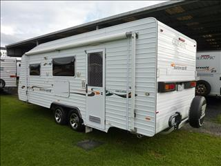 2010 OLYMPIC SEAVIEW 620 WITH SEPARATE SHOWER AND TOILET ON SALE NOW