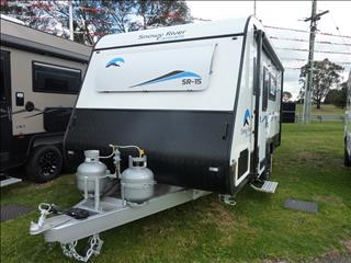 NEW 2018 SNOWY RIVER SR15 16 FOOT CARAVAN WITH ENSUITE