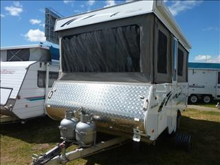 2015 GOLDSTREAM CROWN ST CAMPERTRAILER 14FT 6IN