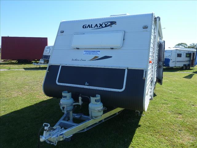 "GALAXY SOUTHERN CROSS 18'6"" SERIES 4 - 2007 MODEL"