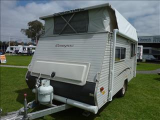 2006 COROMAL COMPAC 402 13FT POP TOP