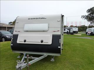 2010 COROMAL 25FT LIFESTYLE 756 TANDEM CARAVAN ON SALE NOW