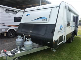 NEW 2018 SNOWY RIVER SR19 ENSUITE CARAVAN ON SALE NOW