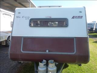 2009 AVAN ERIN HT 16FT 6 IN CARAVAN