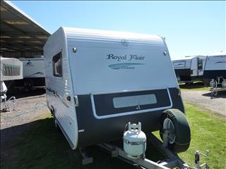 2008 ROYAL FLAIR 14FT MICRON CARAVAN