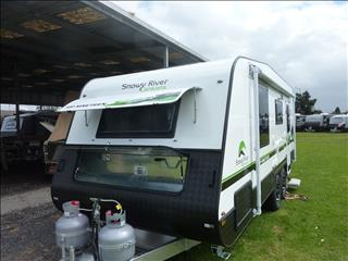NEW 2019 SNOWY RIVER NEW MODEL SR19 21FT ENSUITE CARAVAN