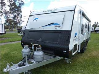NEW 2017 SNOWY RIVER SR19 CARAVAN 21FT