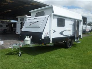 2018 16FT JAYCO JOURNEY OUTBACK POP TOP