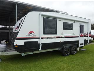 NEW 2019 SNOWY RIVER SR19S 21FT SLIDER CARAVAN ON SALE NOW