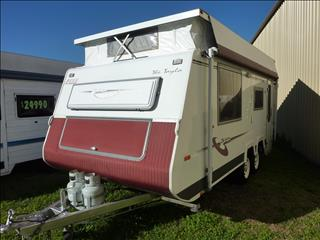 2004 AVAN 18FT TAYLA POP TOP INCLUDING ANNEXE