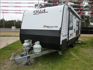 NEW 2019 MODEL VILLA VERONIKA 21FT CARAVAN