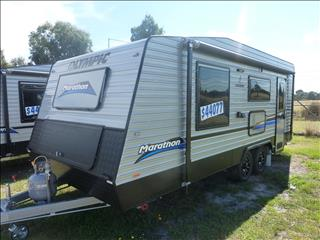 2019 OLYMPIC MARATHON 19FT 6IN FAMILY VAN - TANDEM AXLE ON SALE NOW
