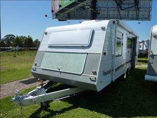 "2007 ROADSTAR VACATIONER  19'6""CARAVAN ON SALE NOW"