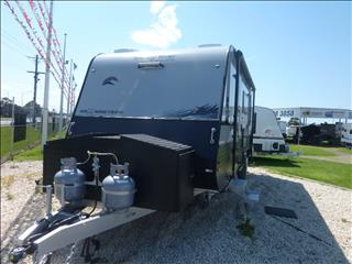2019 SNOWY RIVER SRX19 SEMI OFF ROAD 21FT CARAVAN ON SALE NOW