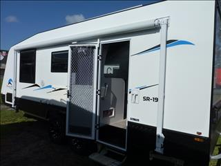NEW 2018 SNOWY RIVER SR19 ENSUITE CARAVAN