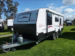 NEW 2017 LIVING EDGE BELLARGIO 5.9A MODEL 19FT 6IN CARAVAN