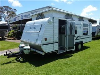 1997 TANDEM 18FT REGENT TOURER POP TOP WITH ANNEXE