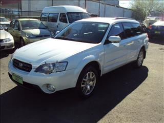2006 SUBARU OUTBACK 2.5I LUXURY MY06 4D WAGON